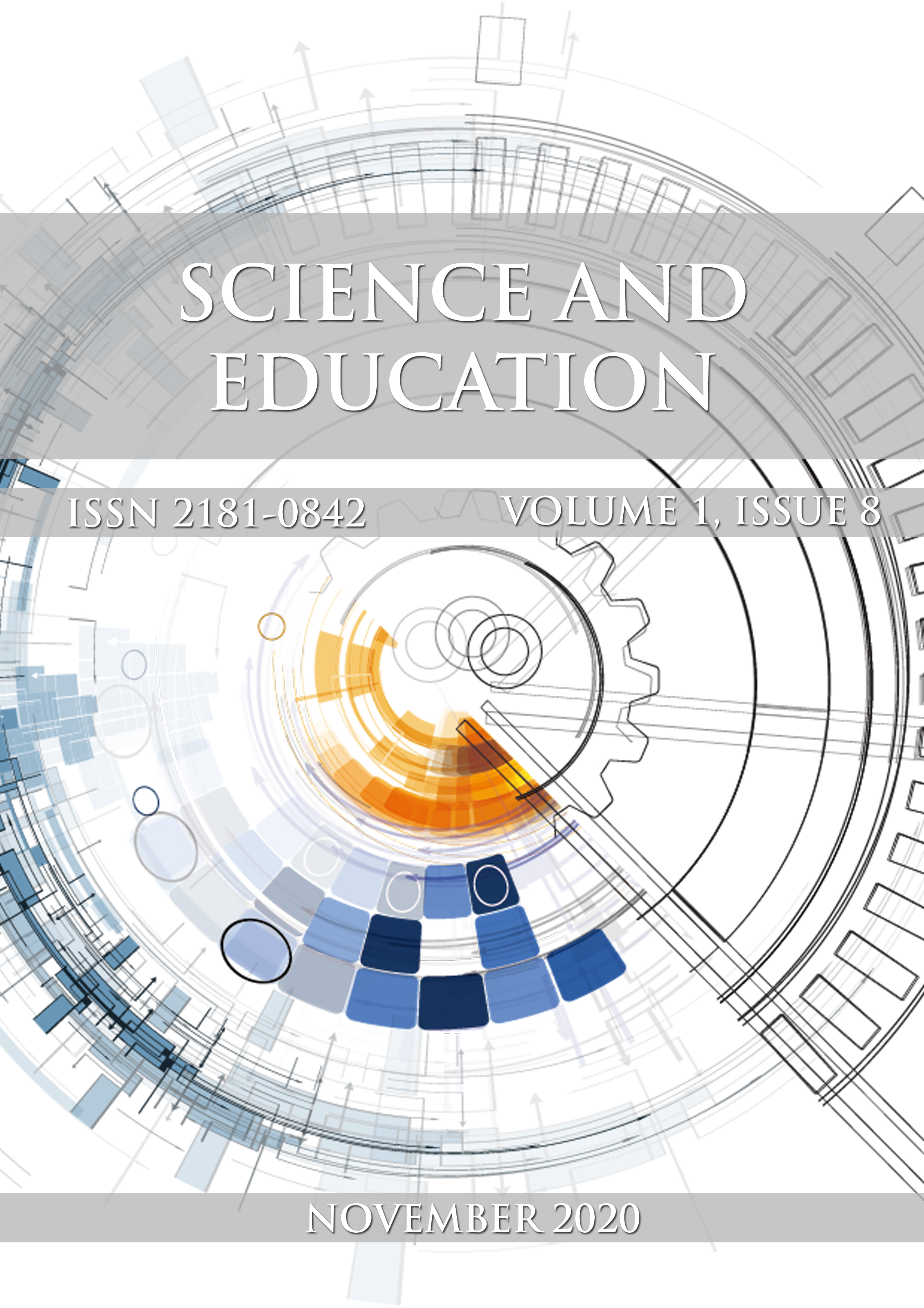 View Vol. 1 No. 8 (2020): Science and Education